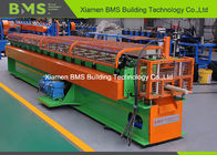 340-400Mpa Gable Ridge Cap Roll Forming Machine Weight 4 Tons For Galvanized Steel GI