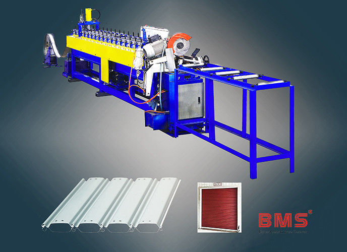415V 50HZ 3 Phase Roller Shutter Door Roll Forming Machine Work Pressure 16Mpa